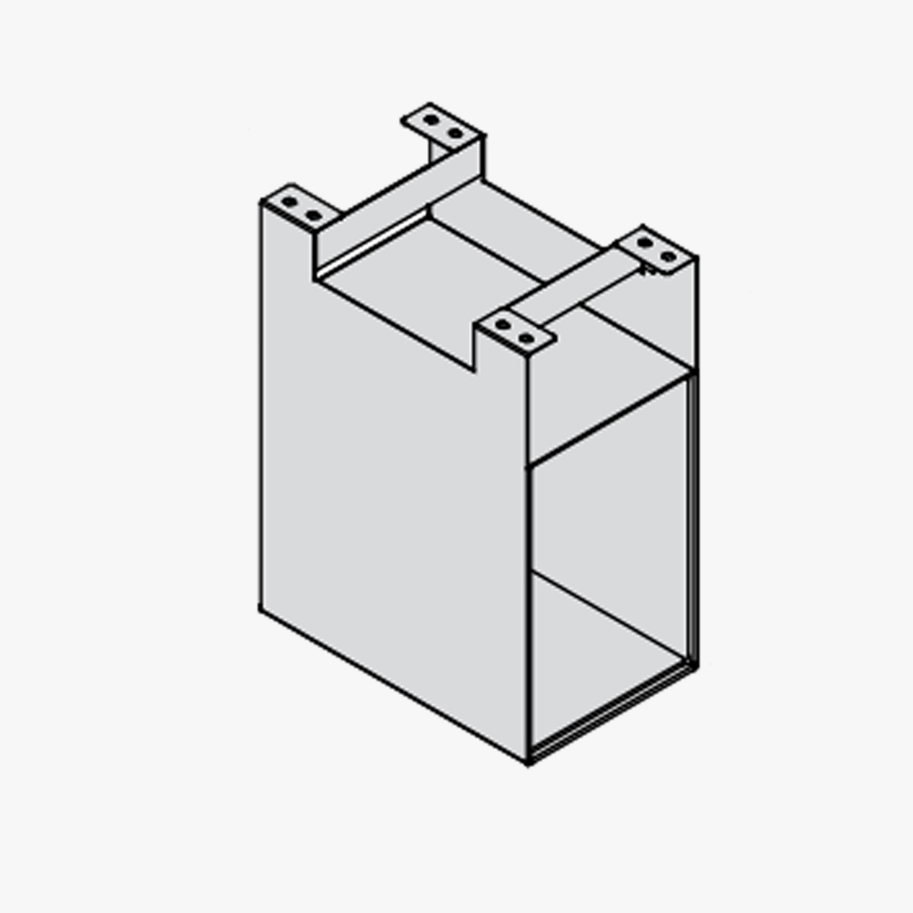 CPU Holder With Shelf