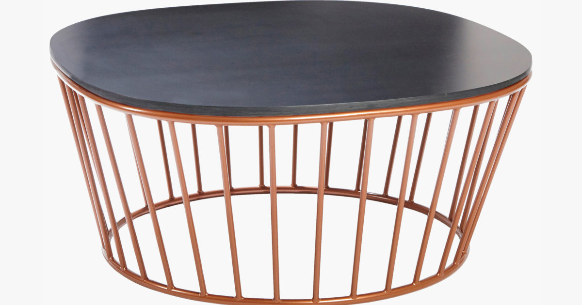 Dixi Cage Base Coffee Table