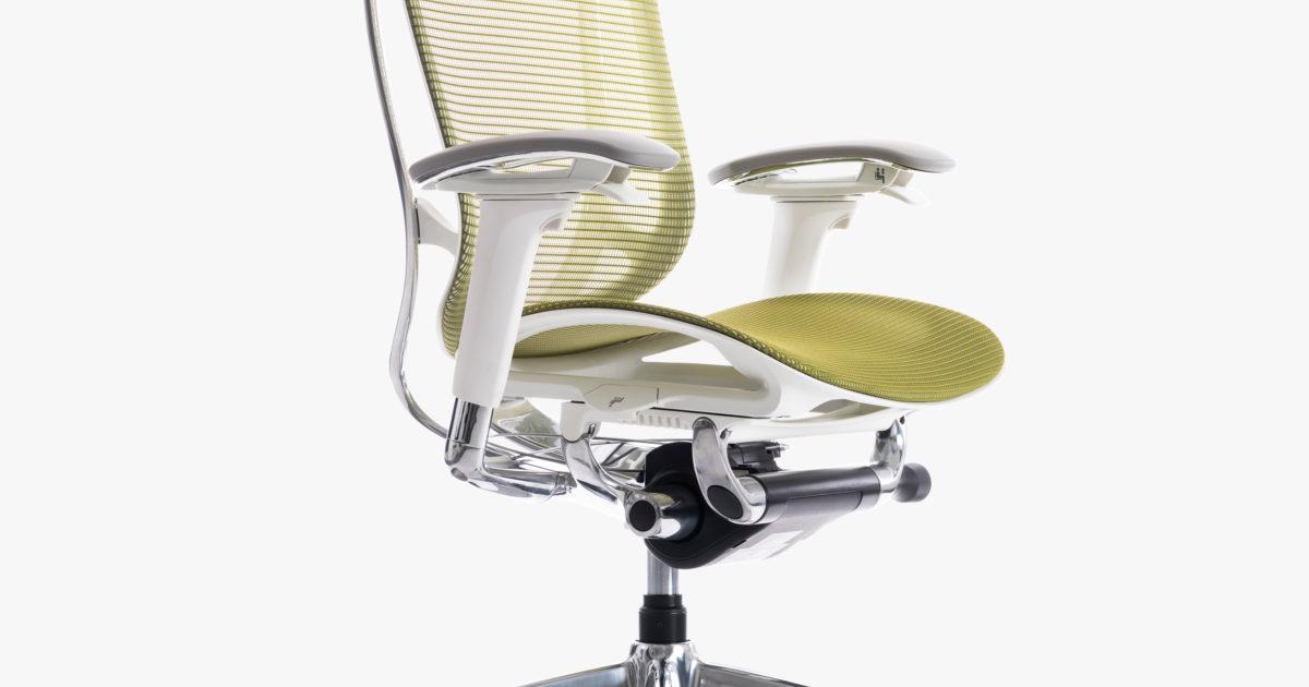 Okamura Contessa Ii Mesh Seat Back Office Chair Hunts Office