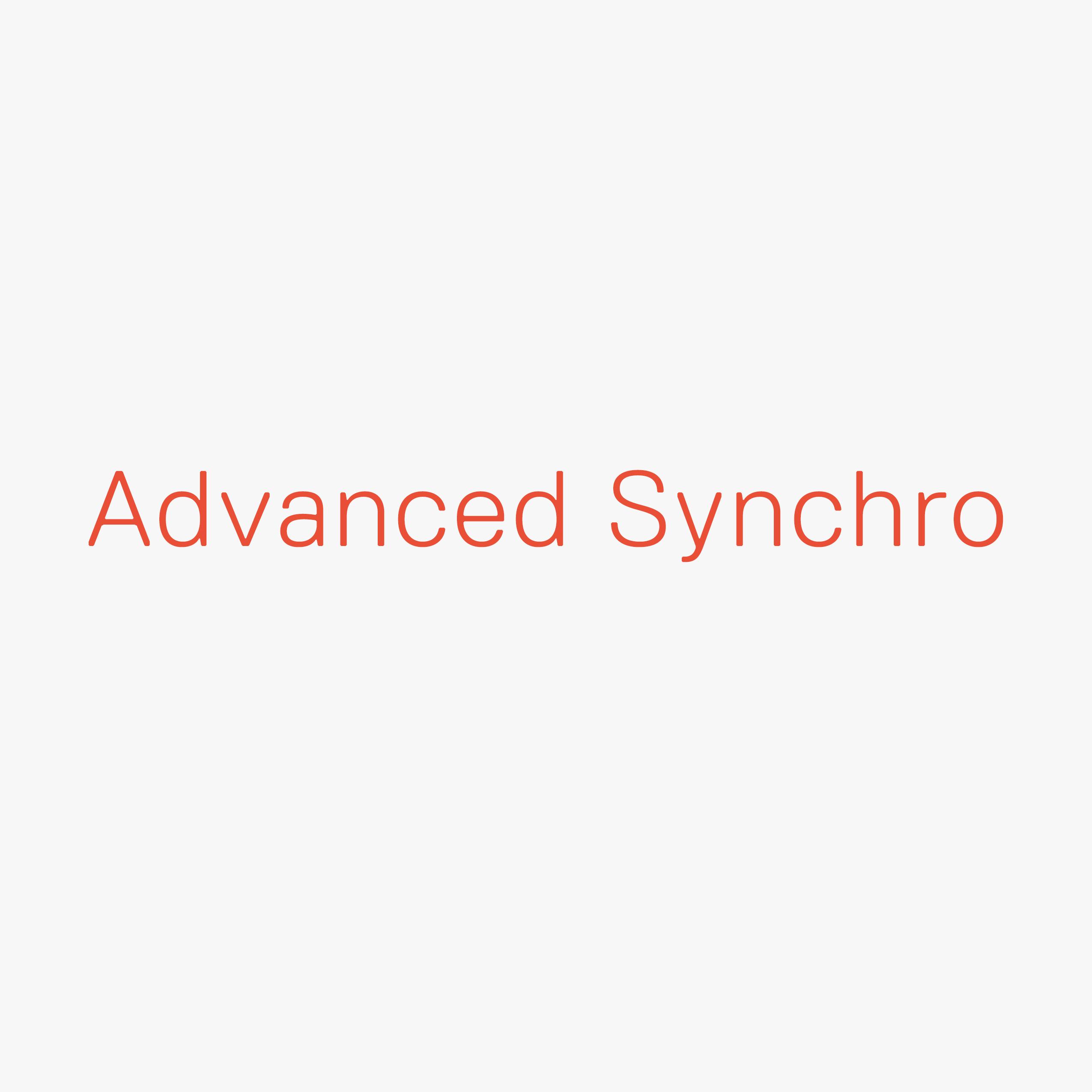 Advanced Snychro Mesh Line