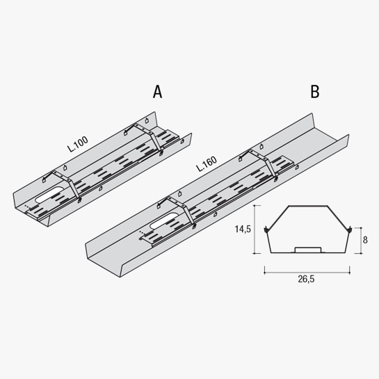 Cable Tray Frame