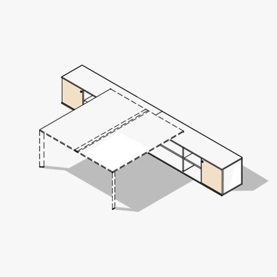 Diamond Evo Bench Variation 1