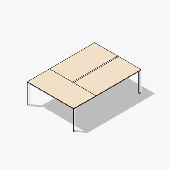 Diamond Evo Bench Variation 3