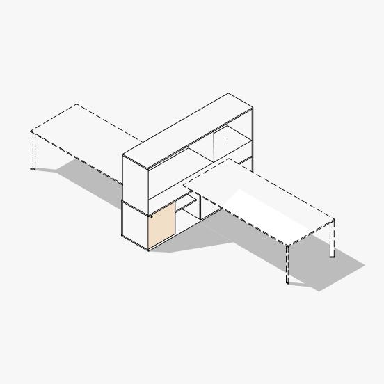 Diamond Evo Bench Variation 5