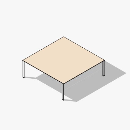 Diamond Evo Meeting Table Variations