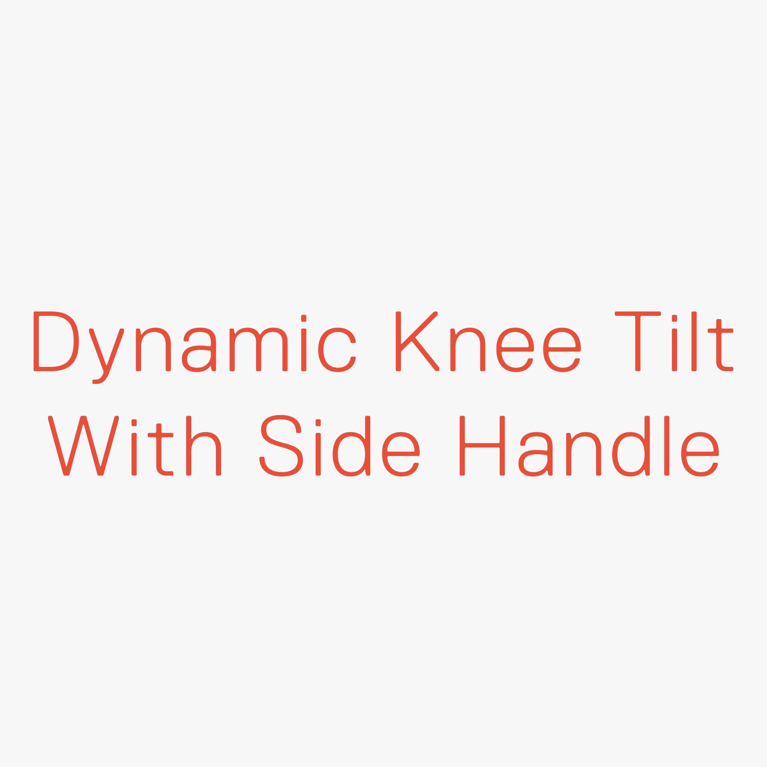 Dynamic knee tilt Vega