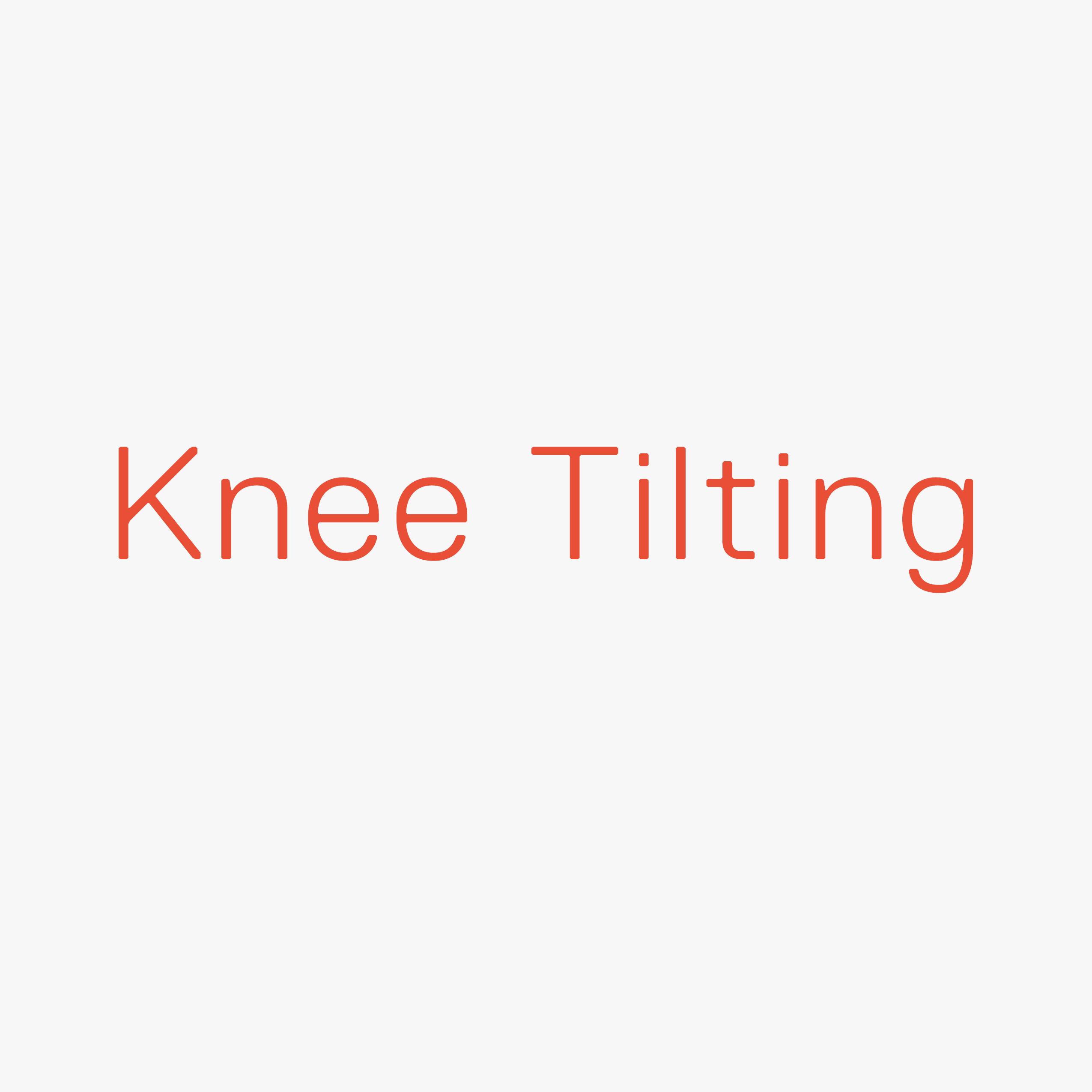 Knee Tilting Classic Swatch