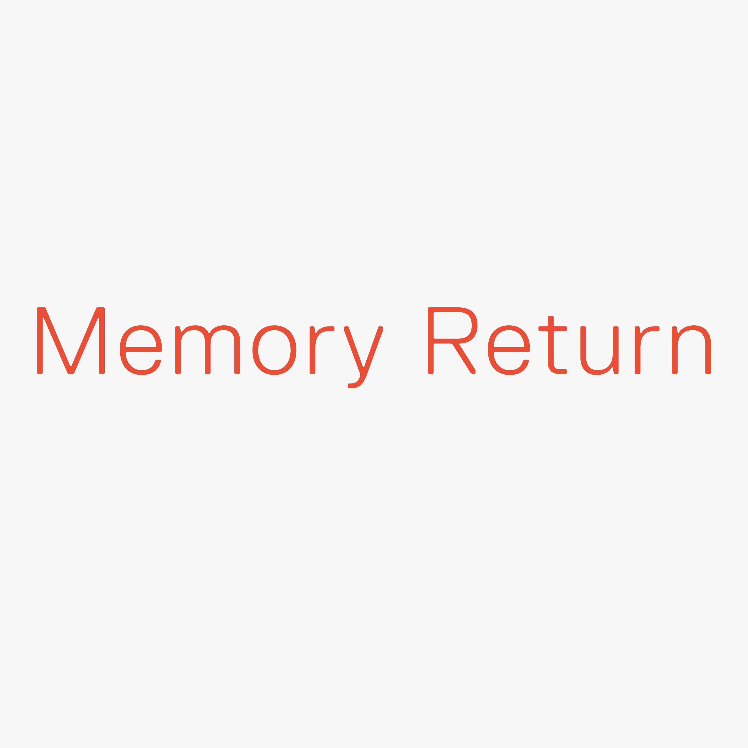 Memory Return Vega Hit
