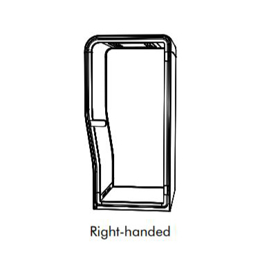 Right Handed Booth Buzzi Pod New