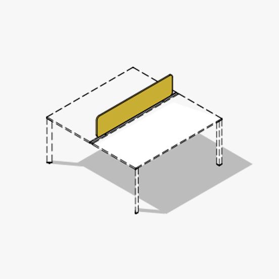 Screen Diamond Bench Desk1