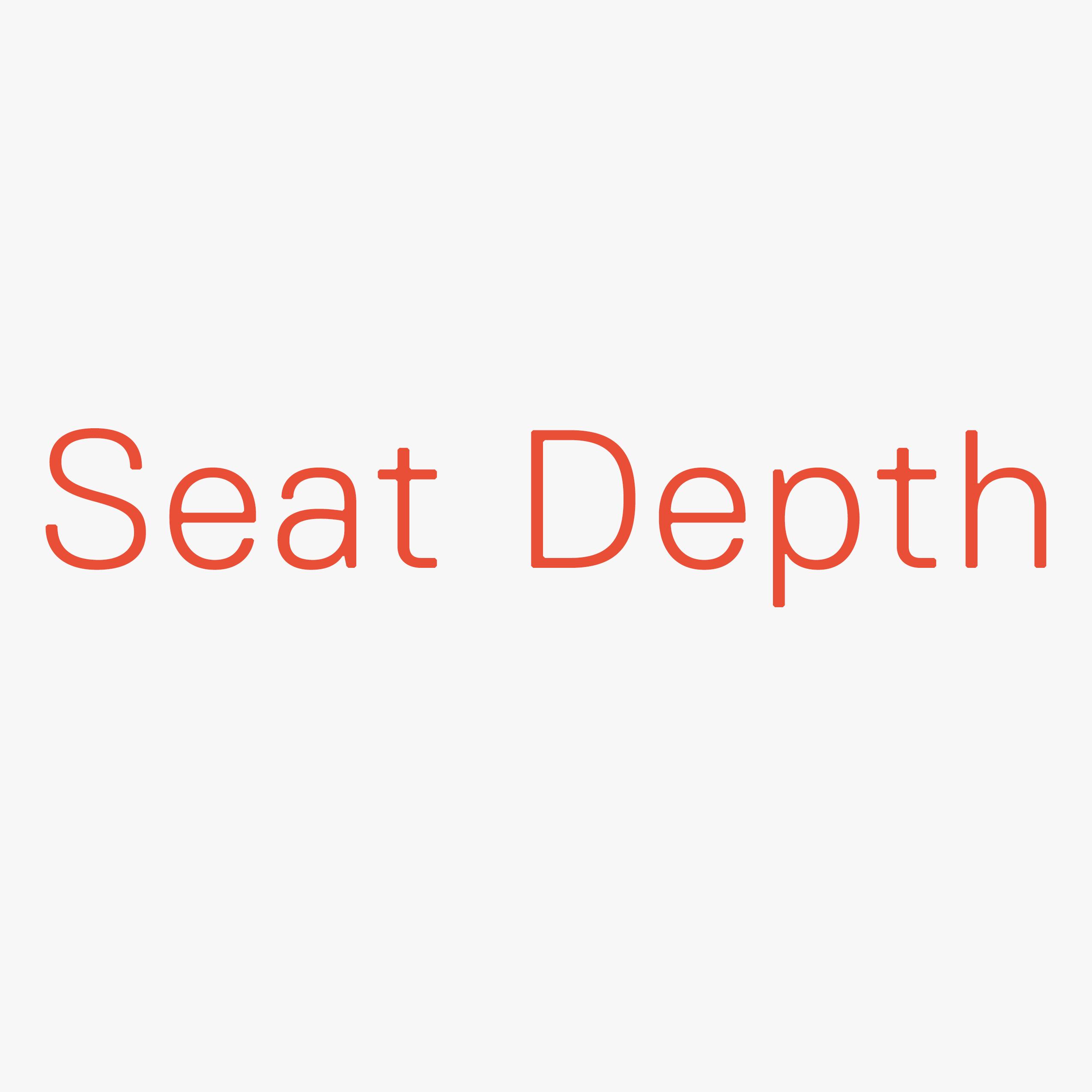 Seat Depth Leaf Swatch