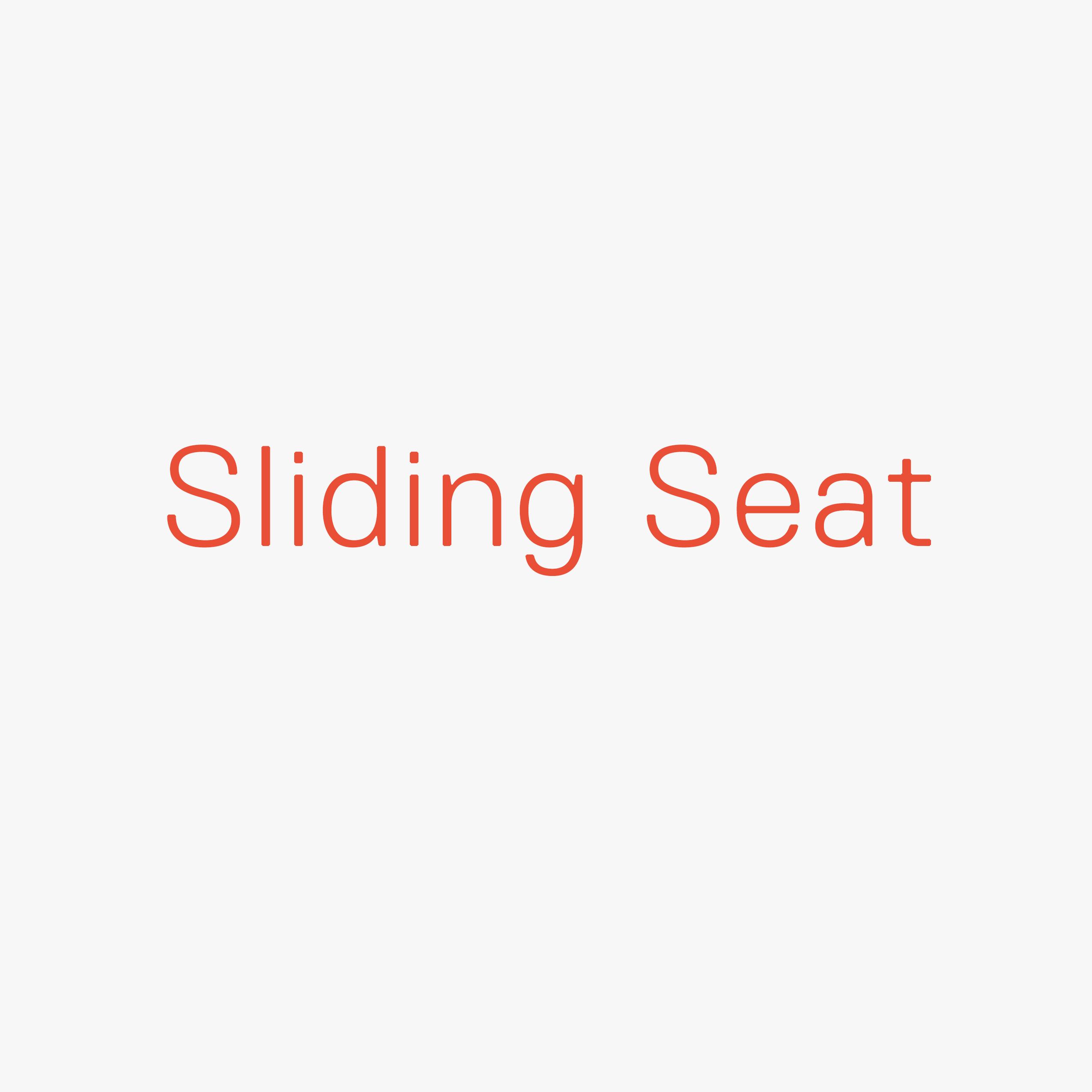 Sliding Seat Soffio