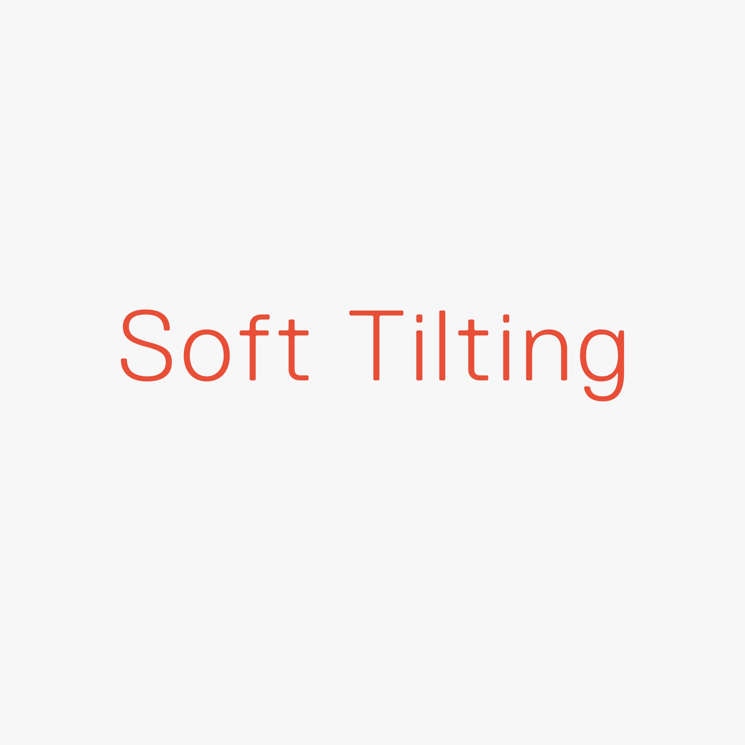 Soft Tilting Vega Hit
