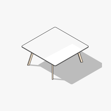 Variation Stay Meeting Table 3