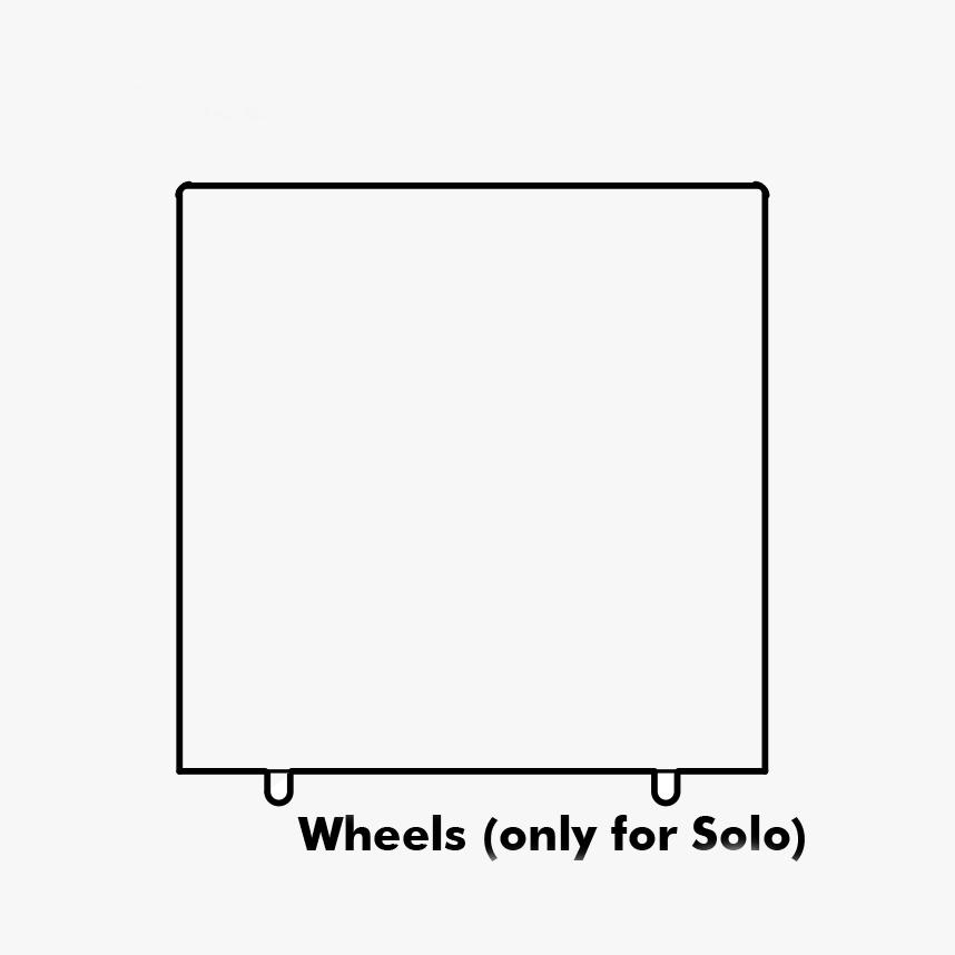 Wheels Solo Buzzi Cube