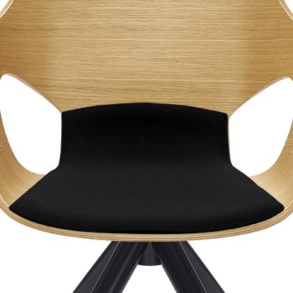 Wood Hug Seat Pad
